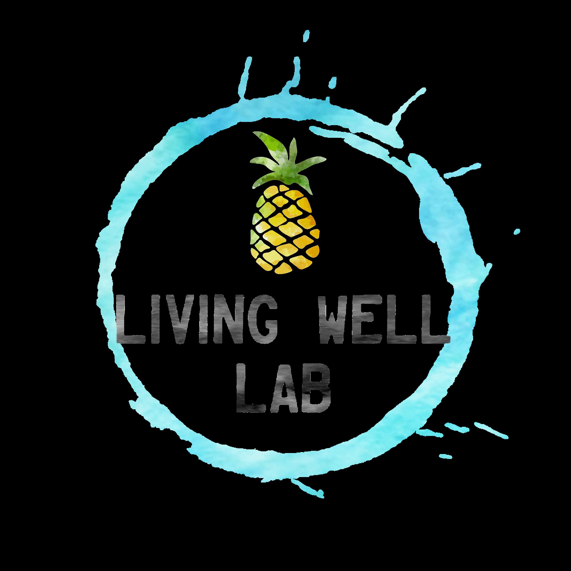 Living well lab logo